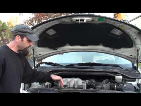 Nissan Murano cylinder order