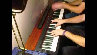 The Legend of Zelda: Ocarina of Time - Gerudo Valley Piano Duet FT. Frank Tedesco