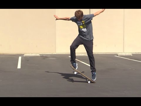 HOW TO LAND YOUR TRICKS MOVING THE EASIEST WAY TUTORIAL