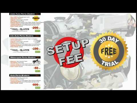 Sell More Used Auto Parts