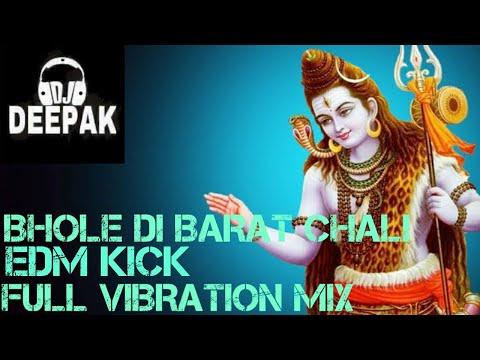 Bhole Nath Ke Song Dj Deepak Remix Song Mp3 MP3, Video MP4 & 3GP