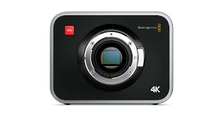 How to change a battery in BlackMagic Cinema 4K camera