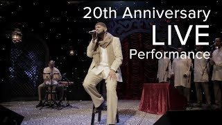 20th Anniversary Live Performance - Zain Bhikha [Official Video]