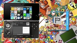 Nintendo 3DS]NTR CFW with Extended Memory games on o3DS! (Sun/Moon