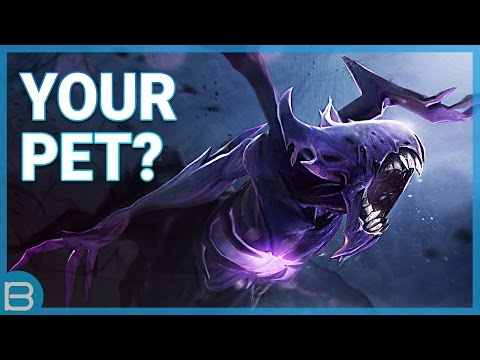 What Would Your Mythical Pet Be?