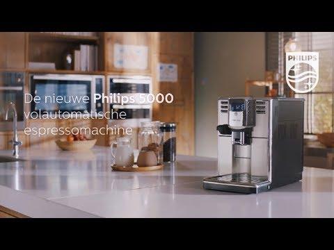 Philips EP5365 Espressomachine 5000 Serie productvideo