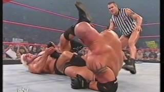 Goldberg vs. Ric Flair [2003-08-11]