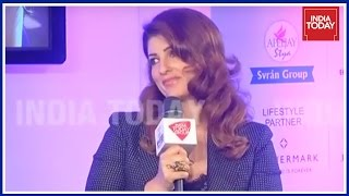 Twinkle Khanna At India Today Woman Summit | Armed And Hilarious : The Legend Of Mrs Funnybones
