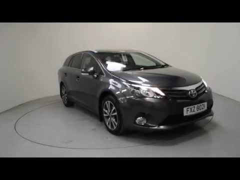 Used 2014 Toyota Avensis | Used Cars for Sale NI | Shelbourne Motors NI | FXZ8021