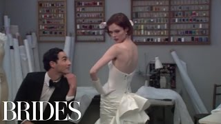 Zac Posen and Coco Rocha Reveal His New Collection for David