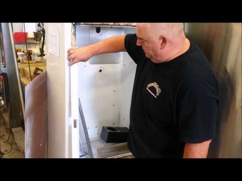 Converting an Old Refrigerator into a Pellet Smoker with Pellet Pro®