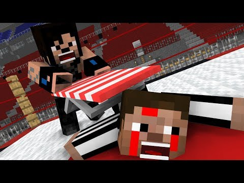Monster School: WWE 2 - Minecraft Animation