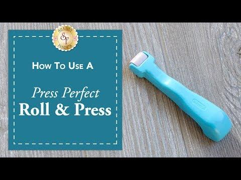 Press Perfect Roll & Press | Shabby Fabrics
