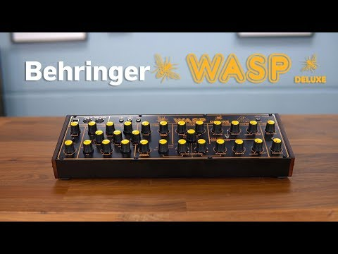 Xxx Mp4 Introducing The WASP DELUXE Synthesizer 3gp Sex