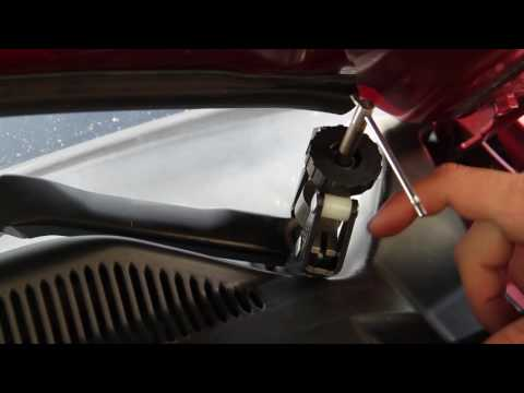 Windshield Wiper Arm Removal How To 2007 Mustang