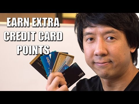 HOW TO EARN EXTRA REWARD POINTS | USING CREDIT CARDS WISELY