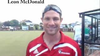 De Leon McDonald, message personnel pour Pierre
