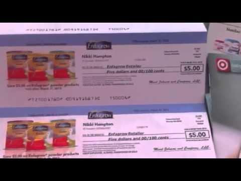 Free Baby Enfamil & Similac formula and coupons