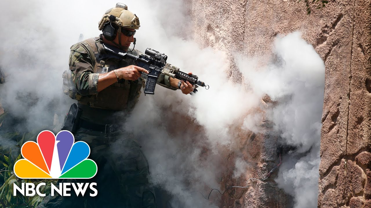 The Next War: How The U.S. Armed Forces Are Evolving | Meet The Press