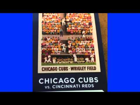 2014 Cubs Season Tickets