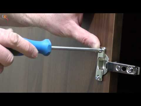 Tommy's Trade Secrets - How To Replace Kitchen Unit Hinges