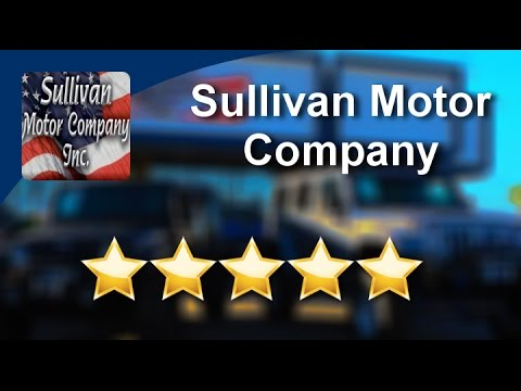 Sullivan Motor Company Mesa Excellent Five Star Review by Daniel G.
