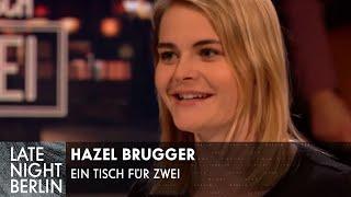 Hazel Brugger gewinnt im Lotto! - Tisch für zwei | Late Night Berlin | ProSieben