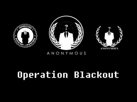 Anonymous - #OpBlackout Phase2 - DAY OF ACTION 7/4/2012