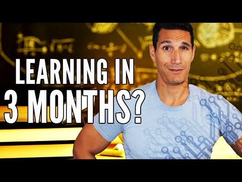 Can You Really Learn Anything In 3 Months?