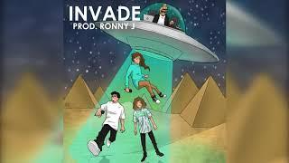 Telic - INVADE (Prod. Ronny J) ft. KotyKillem & TrippyThaKid