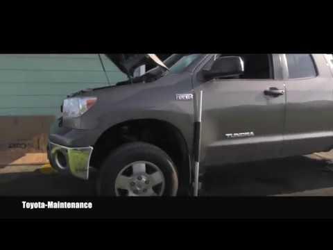Toyota Sealed Automatic Transmission Maintenance Service