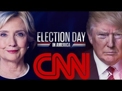 Election Day 2016 CNN LIVE Coverage HD