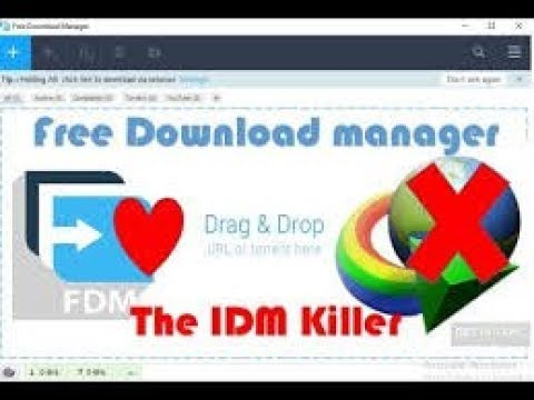 Free Dowload Manger is Best than IDM With Prove | By Zuberi | From Tricks World