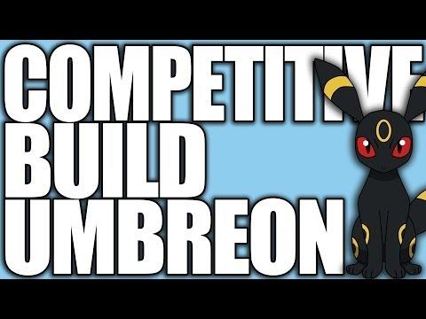 Pokemon XY: Competitive Builds 101 - Umbreon