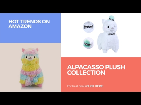 Alpacasso Plush Collection Hot Trends On Amazon