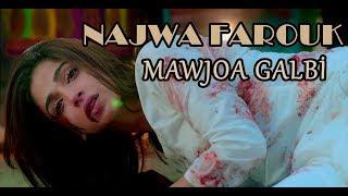 Najwa Farouk - Mawjoa Galbi (Arabic Lyrics & Türkçe Altyazı)