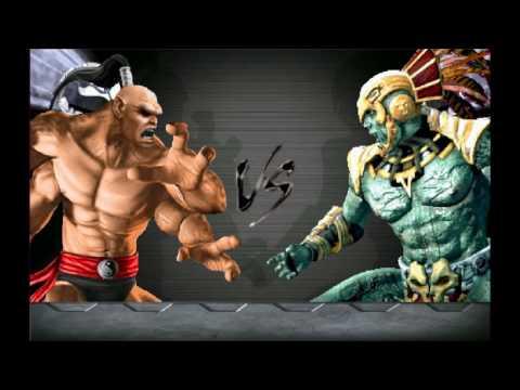 Download Mortal Kombat BOSS tournament! (Goro, Kintaro