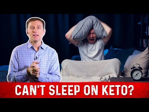 Why Can't I Sleep on Keto and My Intermittent Fasting Plan