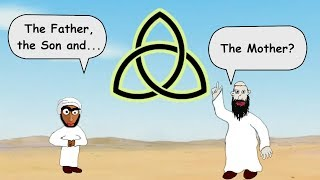 Allah Makes Another Mistake (The Trinity)
