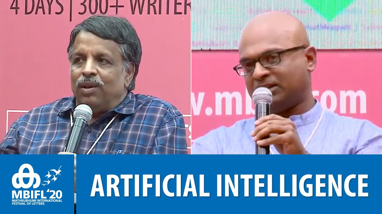 Artificial Intelligence - Nithin Eapen, P J Narayanan | MBIFL 2020
