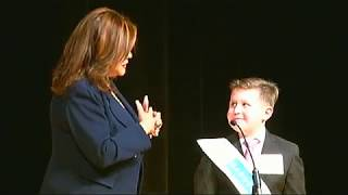 Wesley Trent Stoker, Winner 26th Annual Gardere MLK Jr. Oratory Competition Finals