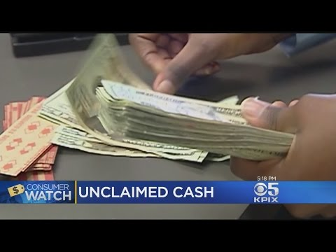 California Could Be Holding Unclaimed Cash Or Property In Your Nam