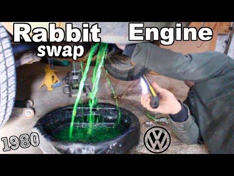 MK1 Rabbit New Engine Ep 2