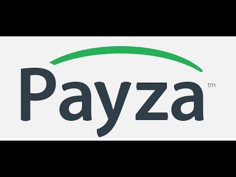 Online Bank Account - Payza