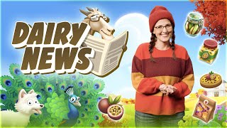 Hay Day Dairy News: Fall 2021 Update!