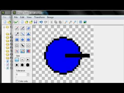 game maker top-down tutorial 1