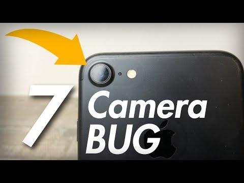 iPhone 7 Camera Bug - How to Fix