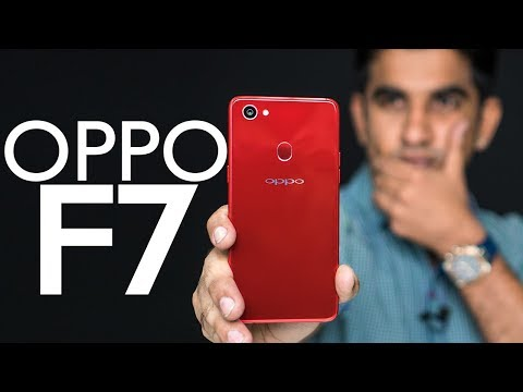 OPPO F7 Review, Hindi: Should you buy it in India? [Hindi