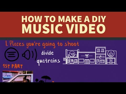 4 Steps to Your First DIY Rap Music Video