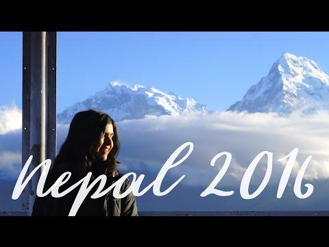 Trekking in Nepal!  Sejal Kumar
